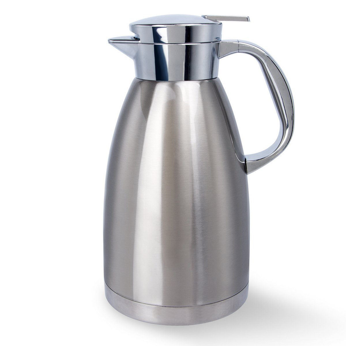 Stainless Steel Coffee Carafe 61 Oz Double Walled Vacuum Insulated Carafes by UNEED