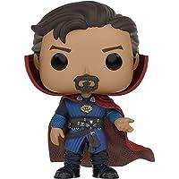 Funko 9744 Pop! Marvel Dr. Strange Bobblehaed Figure, 3.75 inches