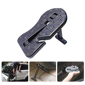 Womdee - Martillo de Seguridad Plegable para Puerta de Coche, para SUV, Jeep ,