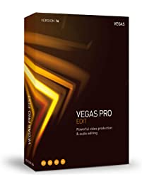 VEGAS Pro 16 Edit - Professional video and audio editing