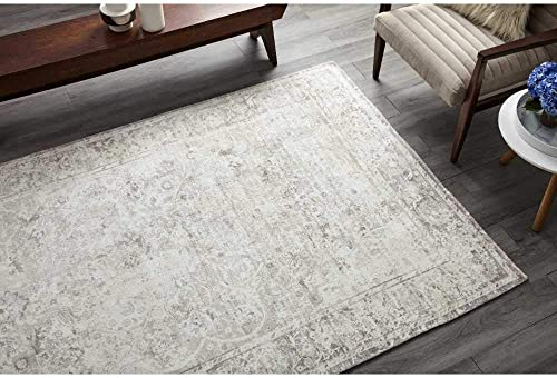 Solo Rugs Royal Contemporary Transitional Loom Knotted Area Rug