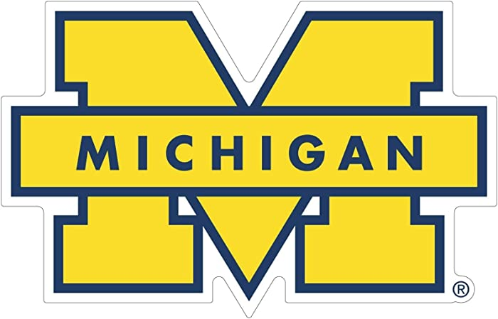 The Best University Of Michigan Laptop Decal