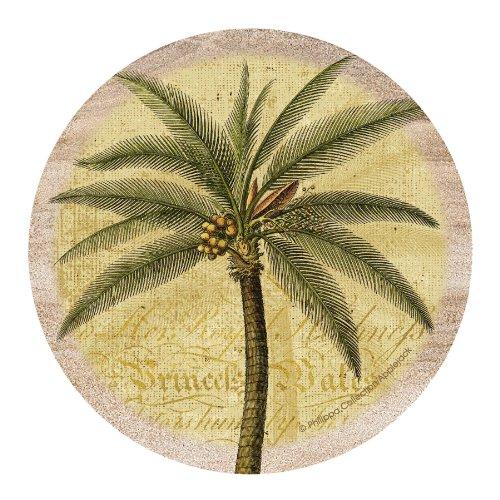 - Thirstystone Drink Coaster Set, Palm