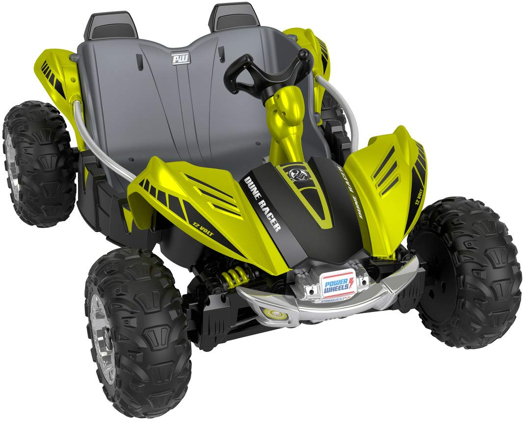 Power Wheels Dune Racer, Green by Fisher-Price