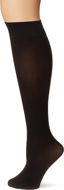 FALKE Women Pure Matt 50 DEN Knee-Highs Multiple Colours 1 Pair Semi-Opaque Pressure-free top band UK sizes 2.5-8 EU 35-42 Matt ideal for business looks