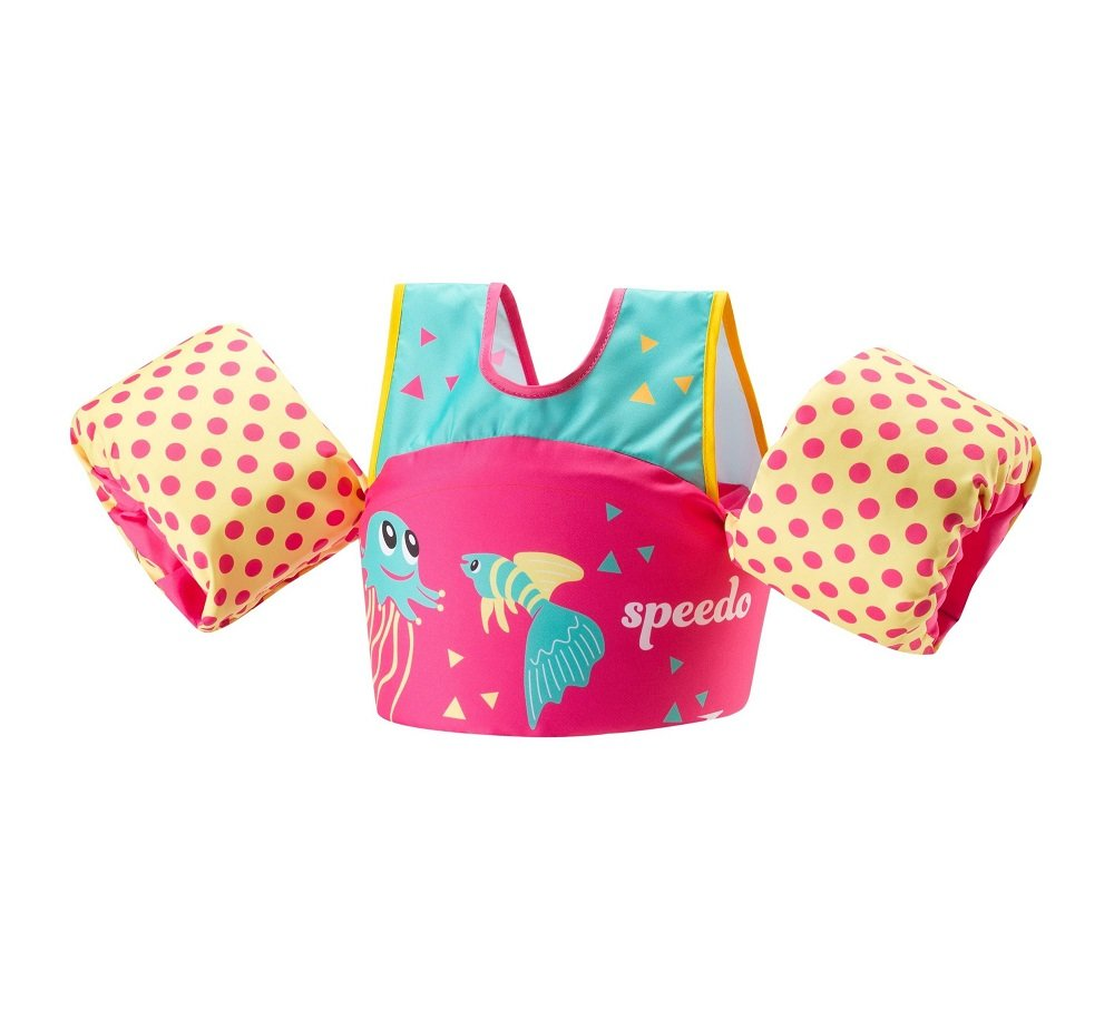Speedo Kids Splash Jammer (Pink) by Speedo (Image #1)