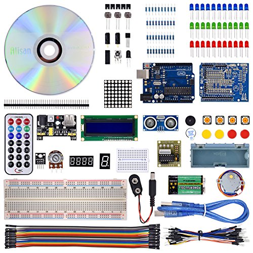 Vkmaker t project complete starter kit for arduino uno r