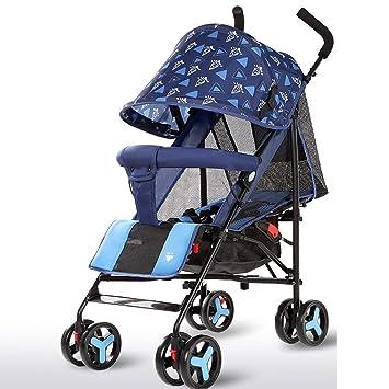 XYQ Cochecito de bebé-Baby Trolleypushchair Push Ligero ...