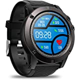 1.22 inch Garsent smart watch, color IPS screen with ...
