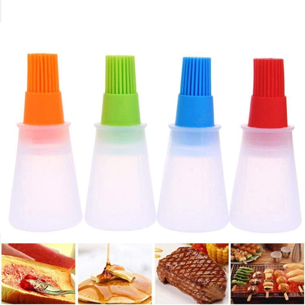 Hei/ßer Verkauf Silikon BBQ Basting Pinsel Grill Basting Pinsel F/ür Grill Speise/öl Honig Weinsauce Braten K/üche Werkzeuge Zubeh/ör