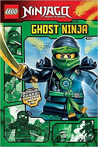 Lego Ninjago. Ghost Ninja: Amazon.es: Greg Farshtey: Libros ...