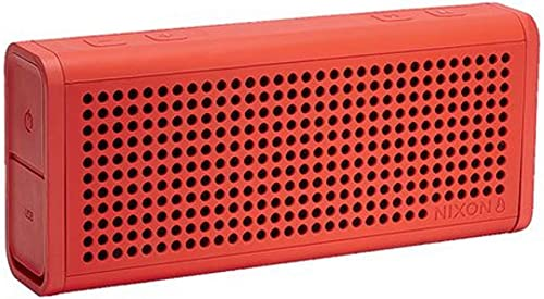 NIXON Blaster Bluetooth Speaker Red Pepper, One Size