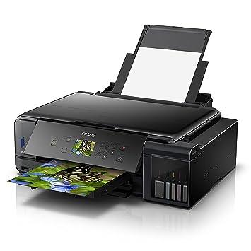 Folkekære Epson EcoTank ET-7750 A3 Print/Scan/Copy Wi-Fi Photo Printer AJ-68