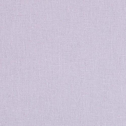 (Robert Kaufman Essex Linen Blend Fabric, Orchid, Fabric by the yard )