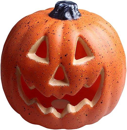 Sood Kurbis Deko Windlicht Herbst Halloween Dekoration Amazon De Kuche Haushalt