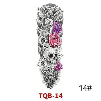 Pegatinas para tatuajes, Tatuajes para niños Cara de la flor ...