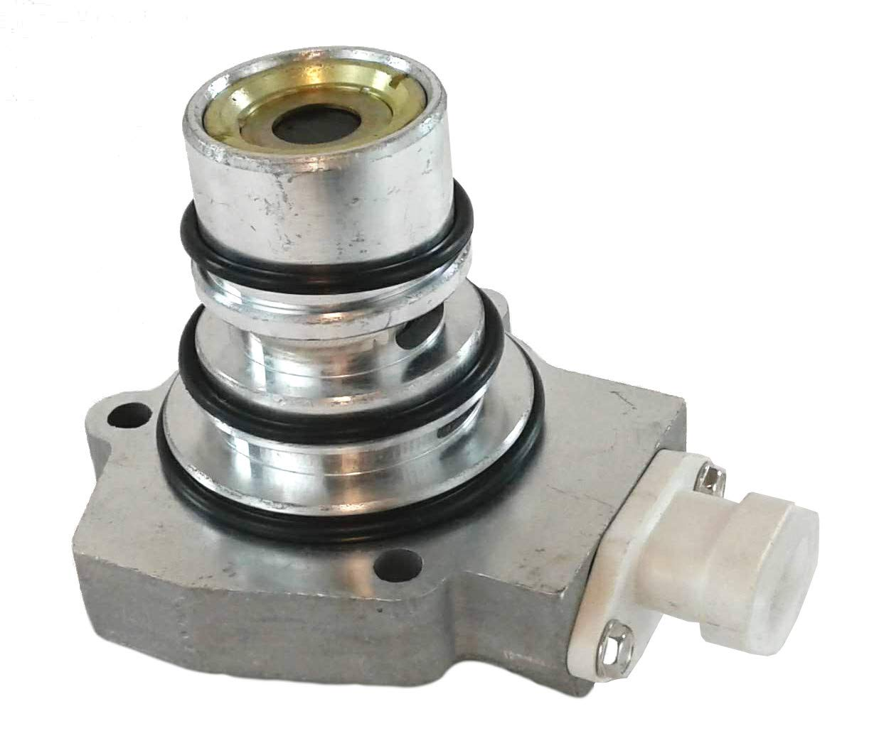 Purge Valve and Heater/Thermostat Repair Assembly for 12-Volt AD-9 Air Dryers for Heavy Duty Big Rigs