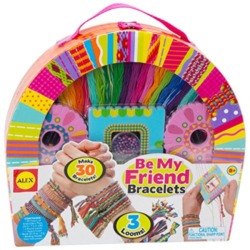 ALEX DIY Friends Forever Jewelry Kit Bracelet Making Kit