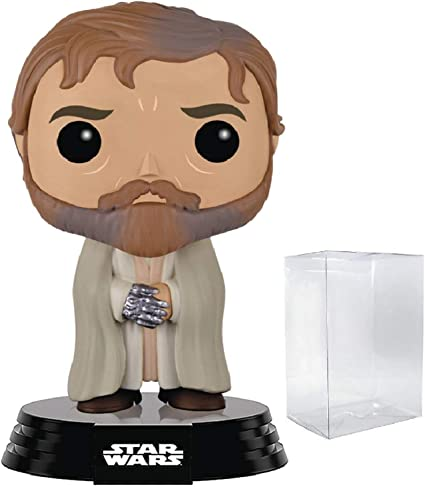 Amazon.com: Star Wars: The Force Awakens - Bearded Luke ...