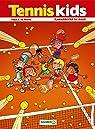 Tennis kids, tome 1 : Ramasseurs de gags par  Céka