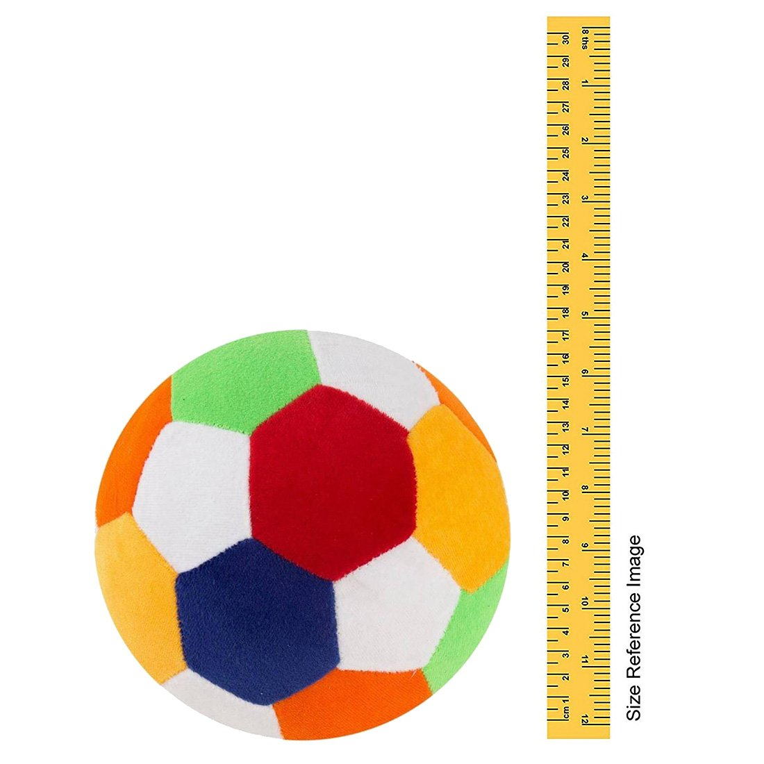5e6dbc58d Buy Casotec Stuffed Soft Toy Plush Ball (Medium - 17 cm) Online at Low  Prices in India - Amazon.in