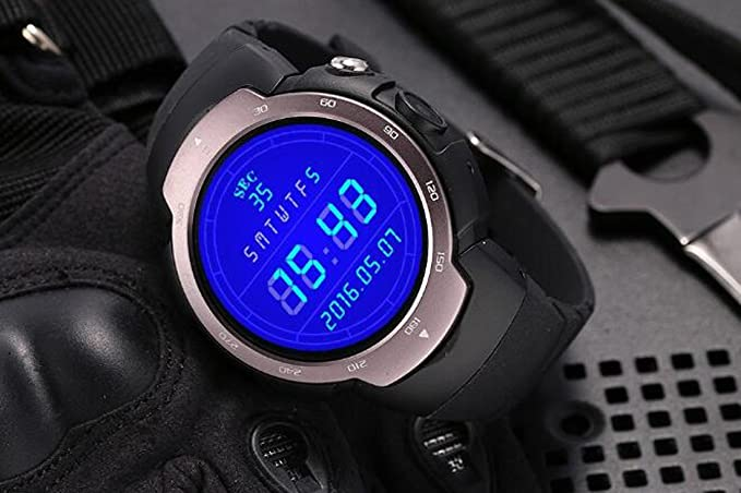 Reloj Inteligente Puede Llamar Posicionamiento GPS Recordatorio sedentario Profesional a Prueba de Agua, Tiempo Push, Grabación, Anti-perdida Inteligente, ...