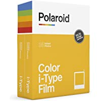 Polaroid Color I-Type Film Double Pack (16 Photos) (6009)
