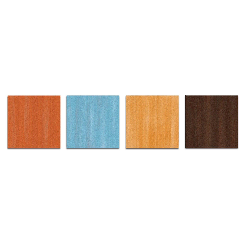 amazon com earth tone modern artwork u0027cozy u0027 50x12in beachy