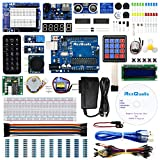 UNO Project Super Starter Kit for Arduino w/ UNO R3 Development Board, LCD1602