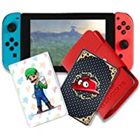 Amiibo NFC Card Super Mario Odyssey 5 Pcs for Nintendo Switch and Wii U