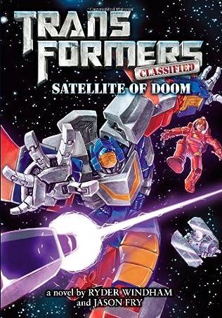 book cover of Satellite of Doom