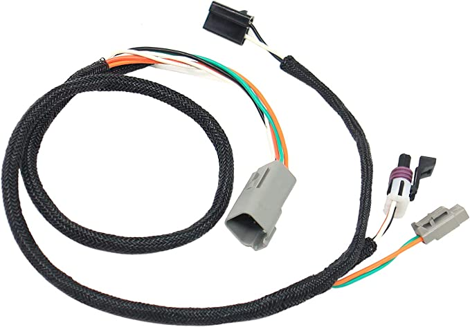 Amazon.com : Weelparz Wiper Harness 7117322 Wiring Harness for Bobcat S100  S130 S150 S160 S175 S185 S205 S220 S250 S300 S330 T110 T140 T180 T190 T250  T300 T320 A220 A300 : GardenAmazon.com