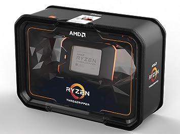 Amazon com: AMD Ryzen Threadripper 2990WX Processor