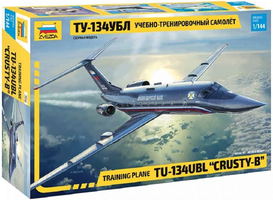 Maquette Illiouchine Il-86 Echelle 1:144 Z7001 Zvezda