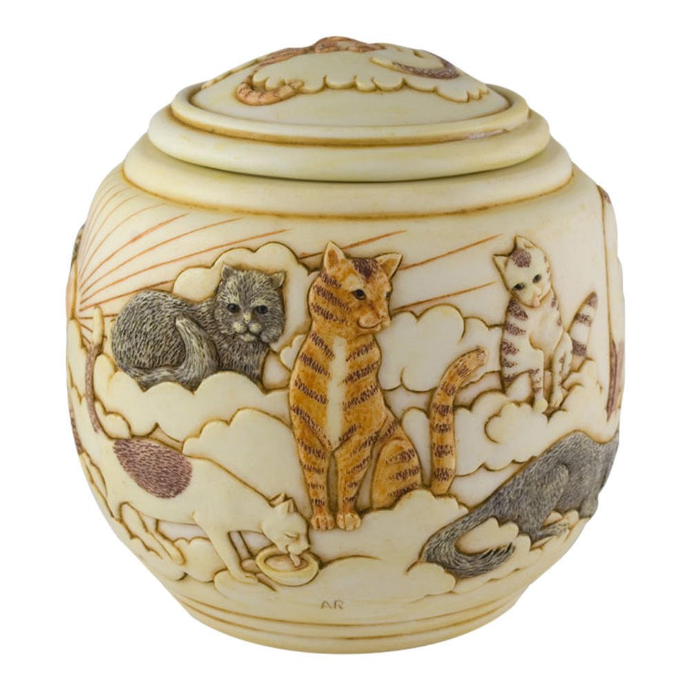 Perfect Memorials Forever and Ever Pet Cremation Urn
