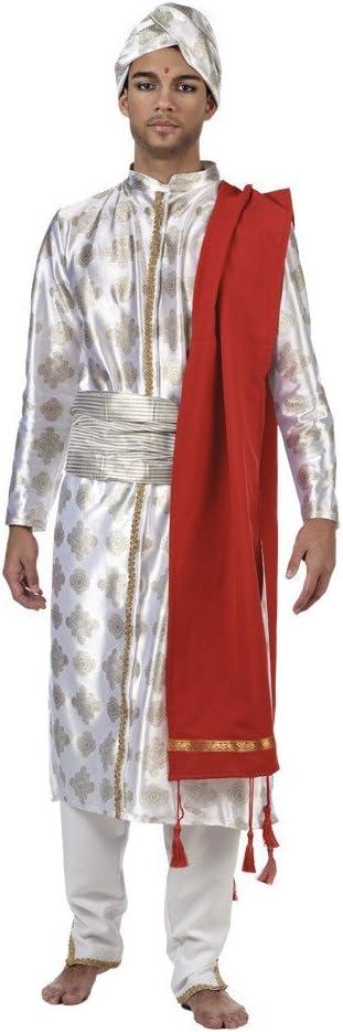 Limit Sport - Disfraz de hindú Bollywood, para hombre, talla XXL ...