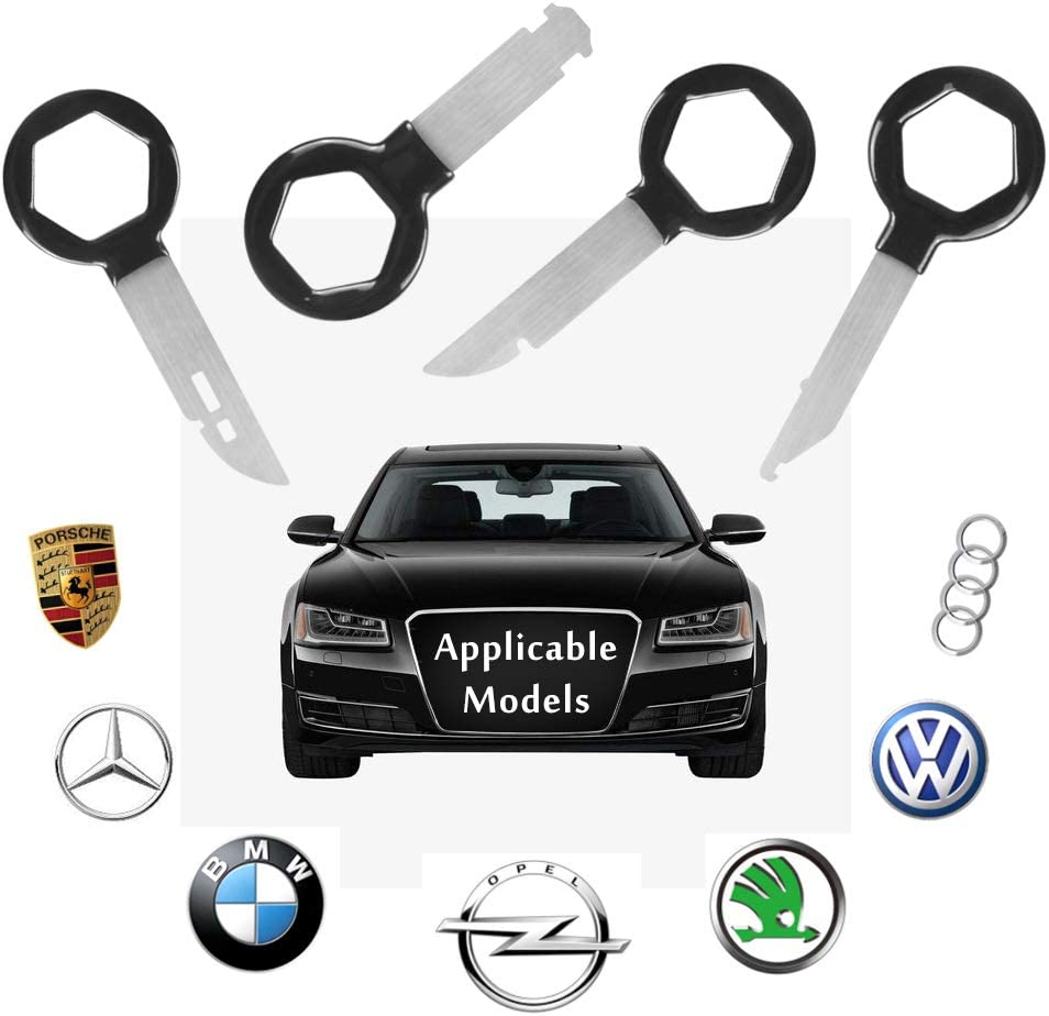 Body Repair Tools Motors Radio Removal Tool and navigation ...