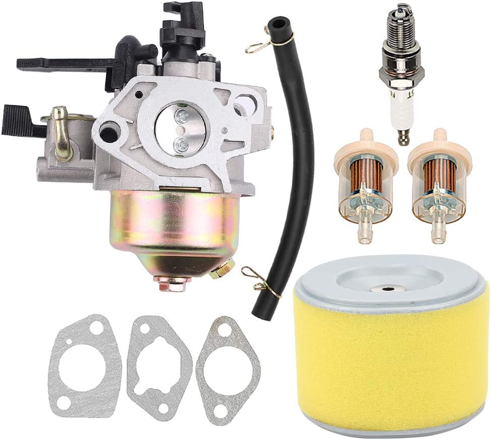 Fuel Line Gas Tank Joint Filter Set For Honda Gx340 Gx390 168f 172f 188f Replace