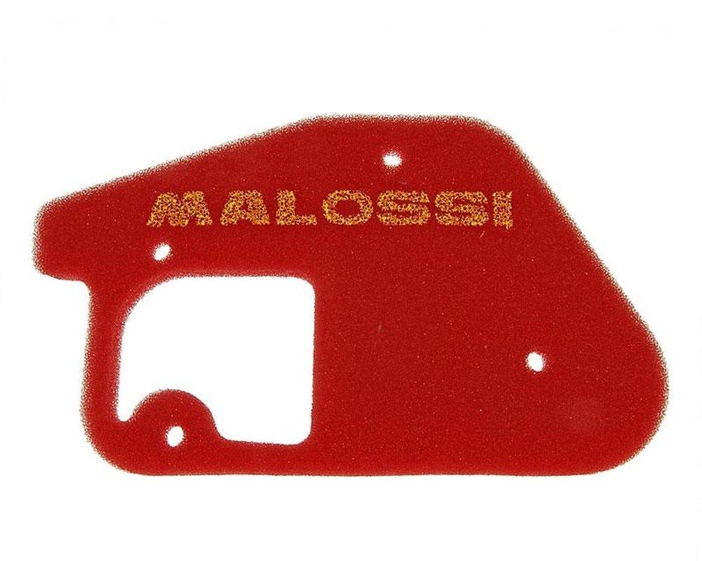MALOSSI Red Sponge Filtro dell' aria per MBK Booster Rocket 50, Booster Spirit 50, Booster Track 50