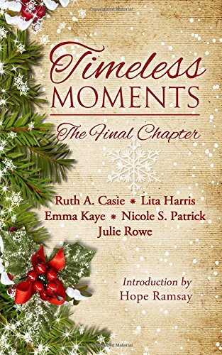 book cover of Timeless Moments