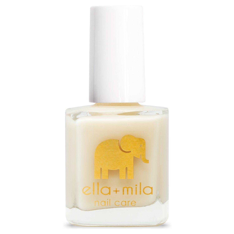 Amazon.com: ella+mila Nail Care, Ridge-Filler Base Coat - All About ...