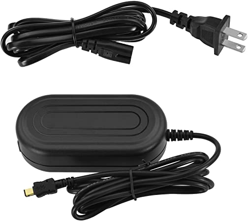 TKDY EH-67 AC Power Adapter EH 67 USB Cord Charge for Nikon Coolpix L100 L105 L110 L120 L310 L320 L330 L340 L810 L820 L830 L840 B500 Cameras.
