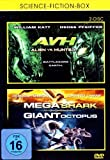 Alien vs. Hunter & Mega Shark vs. Giant Octopus