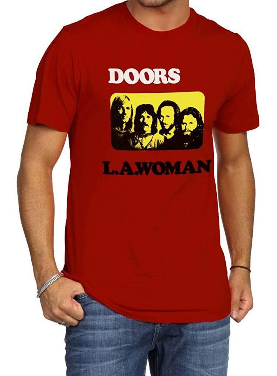 Depeal The Doors L A Woman Band Music Group Jim Morrison S Tshirt