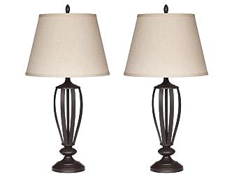 Ashley Furniture Signature Design Mildred Metal Table Lamp