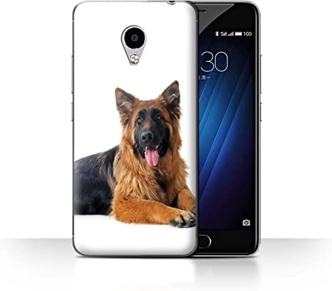 STUFF4 Phone Case/Cover/Skin/mzum3s/Dog Breeds Collection Berger ...