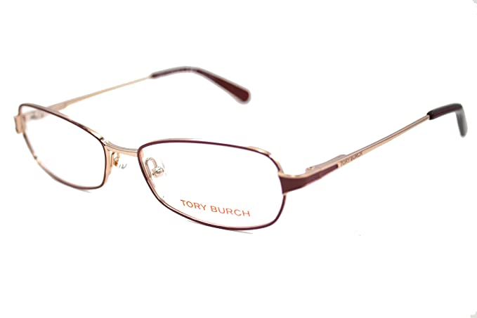 Amazon.com: Tory Burch Ty1024 anteojos 383 Berry oro Demo ...