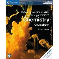 Cambridge IGCSE® Chemistry Coursebook with CD-ROM (Cambridge International IGCSE)