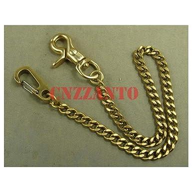 Brass Lobster Clasps swivel snap hook clip Carabiner Fob wallet Key chain ring