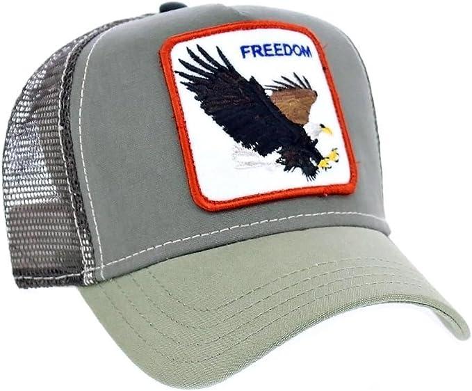 Goorin GORRA CARRYOVER FREEDOM OLI UNISE: Amazon.es: Ropa y accesorios